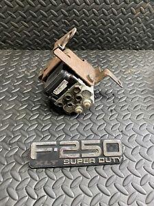 2002-2004 Ford F250 F350 Super Duty ABS Pump Assembly 4X4 OEM
