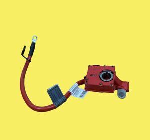 06-13 BMW E90 E92 328i 335i Rear Positive Battery Terminal Cable 9217031 OEM