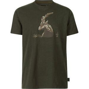 Seeland Feuerstein RAM Tee Shirt IN Grizzly Brown