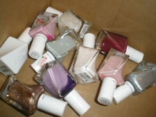 New Lot of 10 RANDOM Essie Gel Couture Nail Polishes  *READ*