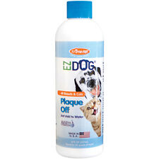 EZ Dog Plaque off 237ml for All Dog Breeds & Cats
