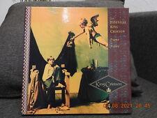 The Essential King Crimson Frame by Frame Box Set 4 CDs