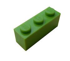 40x LEGO 3622 Brick 1x3 reddish Brown | 4211220