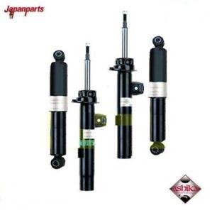 4 Ammortizzatori Ashika Ssangyong Rexton/Rexton II (GAB_) Da 04/2002>
