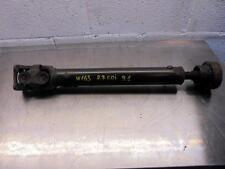 Mercedes ML270 CDI W163 2.7 CDI Propshaft Manual Front