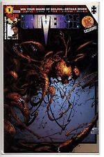 UNIVERSE # 1 VF/NM 2001 DYNAMIC FORCES EXCLUSIVE COVER LIMITED 2000 C.0.A.