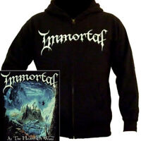 Immortal At The Heart Of Winter Hoodie Hooded Sweatshirt M-XXL Official New