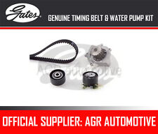 GATES TIMING BELT AND WATER PUMP KIT FOR PEUGEOT 307 SW 2.0 HDI 135 136 2004-