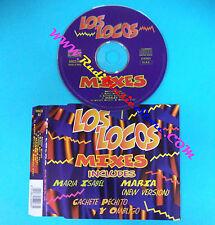 CD Singolo Los Locos Mixes NSCD 63 ITALY 1997 no mc lp vhs dvd(S26)