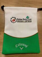 Dubai Duty Free Irish Open Official Merchandise - Valuables Pouch - Callaway