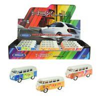 Modellauto T1 Love Bulli Bus Love Zufällige Farbe! Auto 1:34-39 (lizensiert)