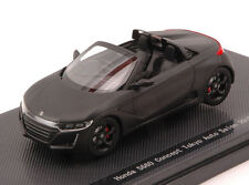 Honda S660 Concept Tokyo Auto Salon 2015 Matt Black 1:43 Model 45232 EBBRO