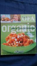 ORGANIC BABY & TODDLER COOKBOOK Baby Food LIZZIE VANN Baby Organix