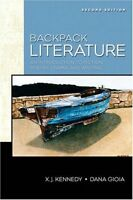 Backpack Literature (2nd Edition) by X. J. Kennedy, Dana Gioia
