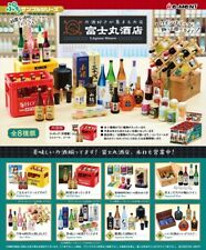 Re-Ment Miniature Japan Fuji Hotel Liquor Store Wine Beer Full Set 8 pcs