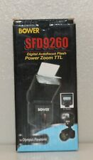 BOWER TTL FLASH SFD926O FOR OLYMPUS & PANASONIC