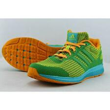 Adidas Mana Bounce M Men US 6.5 Green Running Shoe Pre Owned  1317
