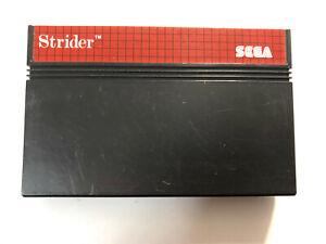 Sega Master System Spiel - Strider