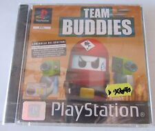 Team Buddies - Sony Playstation PS1 PSX PAL Italiano Nuovo con Cellophan