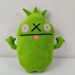 Ugly Doll Nopy Plush Doll Ugly Citizen Of Uglyverse Green Stuffed Toy