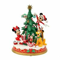 Disney Mickey Mouse Christmas Tree Ornament 2020 LED Light Disney Store