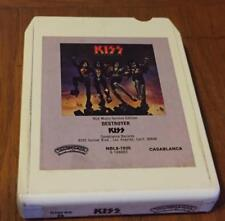 (8 track cassette) KISS - DESTROYER (1976 UNTESTED)