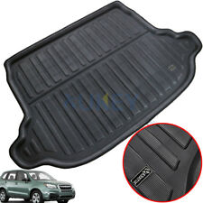 Fit For Subaru Forester 14-18 Boot Liner Rear Trunk Floor Mat Cargo Tray Carpet