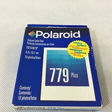 Vintage Polaroid 779 Plus Film Pack Instant Camera NIP Sealed 10 Pictures