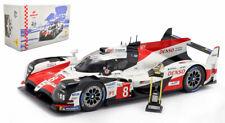 Spark 18LM18 Toyota TS050 #8 'Gazoo Racing' Le Mans Winner 2018 - 1/18 Scale