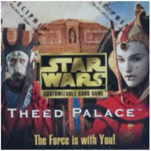 Star Wars CCG Theed Light Side RARE Singles | SWCCG  NM/Mint