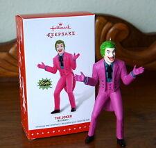 Hallmark THE JOKER – Batman TV Series Ornament 2015 - NEW!