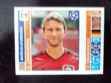 SIMON ROLFES BAYER LEVERKUSEN PANINI CHAMPIONS LEAGUE 2014-15 STICKER mint