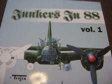 Junkers Ju 88 vol. 11st Edition 2001 Printed in Poland 200  112 pgs