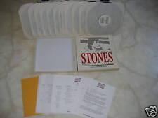 "ROLLING STONES ""Past And Present"" 12 LP VINYL BOX RARE"