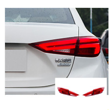LED Tail Lights For Mazda 3 2014-2018 Sequential Signal Red Replace OEM