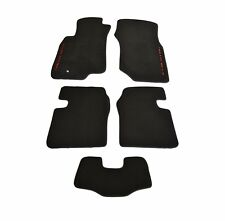 Mitsubishi LANCER 9 2003-08, EVO VIII, IX Carpeted Fully Tailored Carmats Luxury