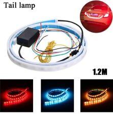 "47"" 3 Color LED Car Tail Trunk Tailgate Strip Light Brake Driving Signal Lamp"