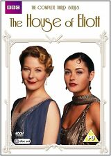 HOUSE OF ELIOTT - Series 3 Complete 3rd Third Season New Sealed UK Region 2 DVD