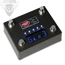 NEW! Disaster Area Designs DMC-4 Gen3 Compact MIDI Foot Controller