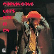 Marvin Gaye Let's Get It On CD+Bonus Tracks NEW SEALED Motown Soul