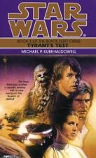 Star Wars Tyrant's Test Bk. 3 by Michael P. Kube-McDowell (1996, Paperback) New!