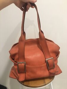 Large Salmon Kenneth Cole Bag