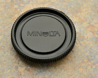Genuine Minolta BC-1 Camera Body Cap SR MC MD SRT XG XD (#1031)