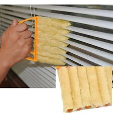 1pc Microfiber Venetian Blind Brushes Window Duster Dirt Cleaning Tool