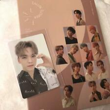 SEVENTEEN VERNON FALLIN' FLOWER FAN CLUB CARAT FC CD + Blu-ray + Photocard