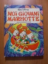 Walt Disney NOI GIOVANI MARMOTTE 1° ed. Mondadori 1981
