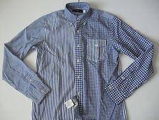 POLO RALPH LAUREN Men's 100% Cotton Patchwork Poplin Shirt S