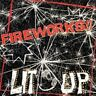 FIREWORKS - LIT UP!  VINYL LP 13 TRACKS ROCKABILLY PSYCHOBILLY NEU