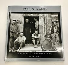 Paul Strand Aperture Masters of Photography Printed In Hong Kong