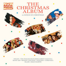Various Artists : The Christmas Album: 12 Songs of Christmas Vinyl (2016)